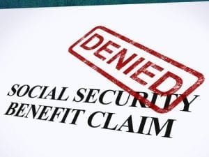 appeals attorney for denied social security disability claims