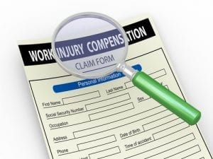 Lawyer for helping with workers' comp application